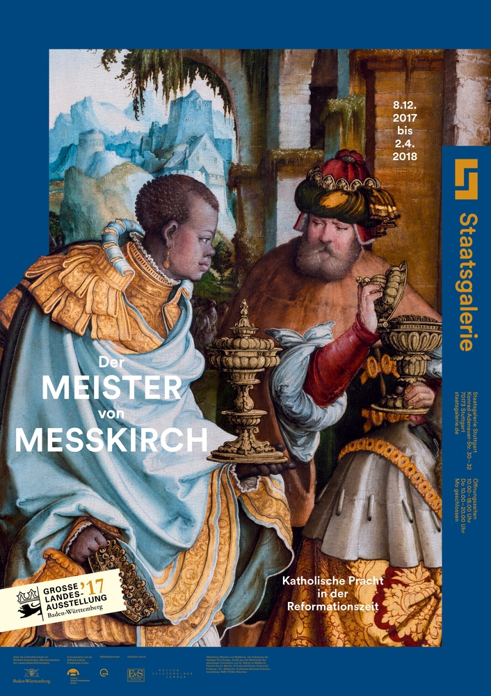 All exhibits of »The Master of Messkirch« from our collection