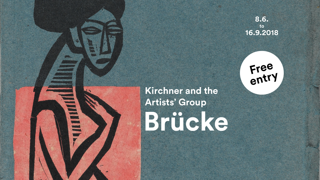 Exhibition Kirchner and the Artists' »Group Brücke«