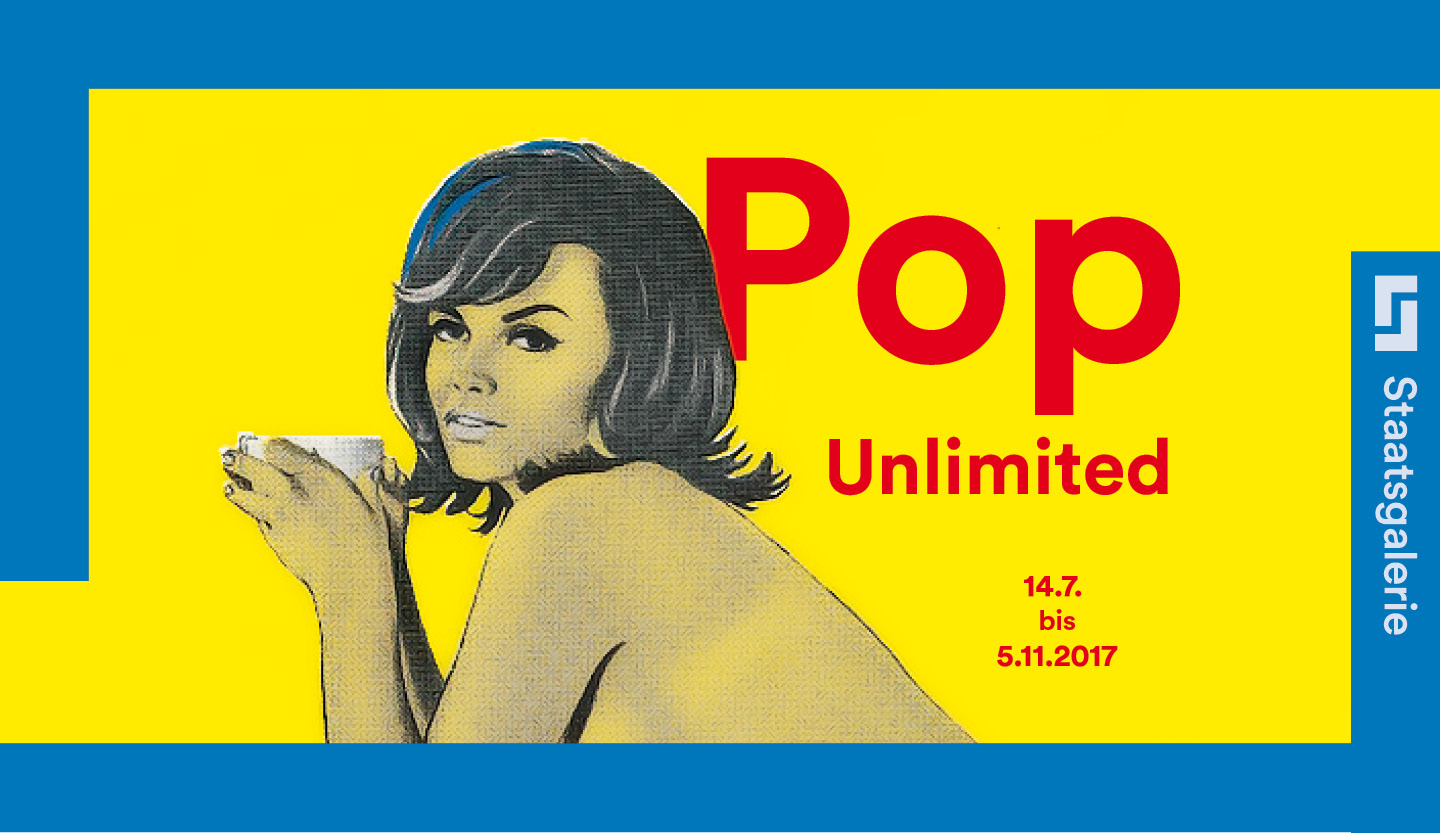 All exhibits of »Pop Unlimited«