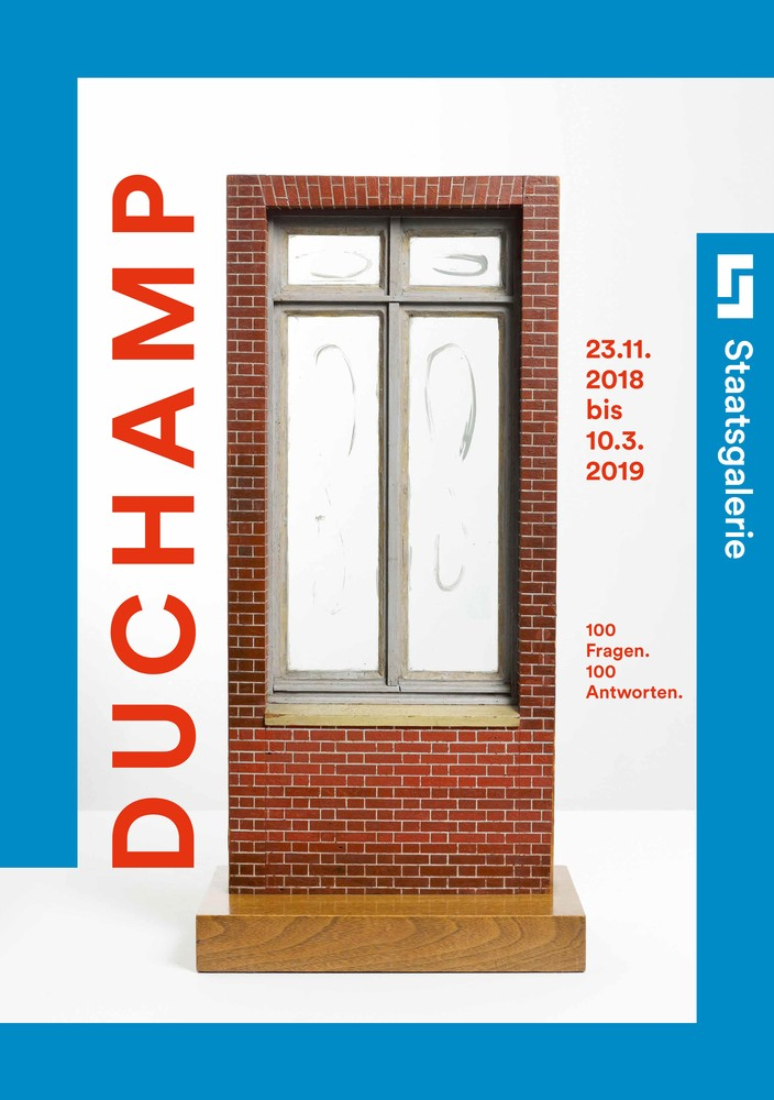 Artworks of the exhibition »Marcel Duchamp. 100 Questions. 100 Answers.«