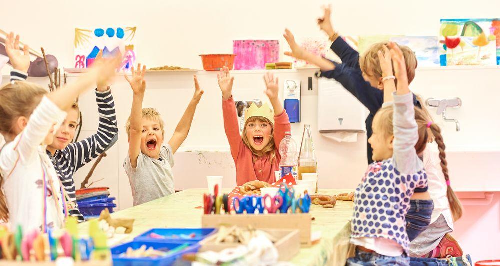 Schön Kindergeburtstag. Suchen Sie Einen Inspirierenden Ort Für Den Geburtstag  Ihres Kindes? Feiern Sie Mit Bis Zu 12 Kindern Im Museum.
