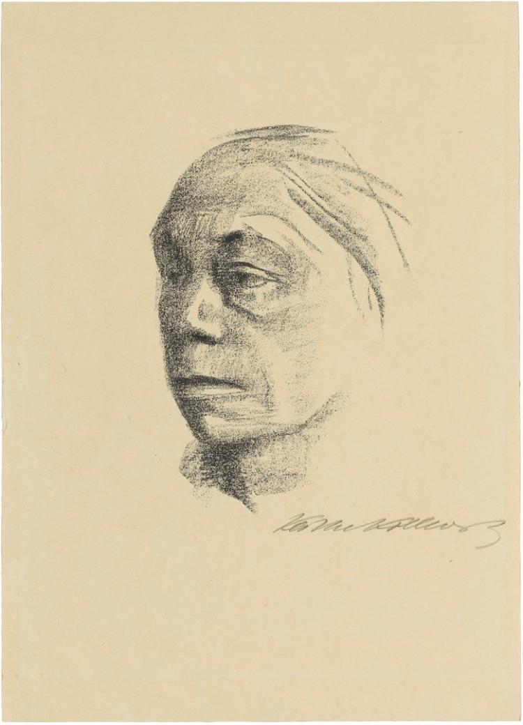 Käthe Kollwitz´s works in our collection